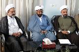 پنجمین جلسه شورای هماهنگی حوزه های علمیه یزد برگزار شد