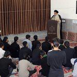 تجمع طلاب یزد در پی مضروب شدن چند تن از روحانیون