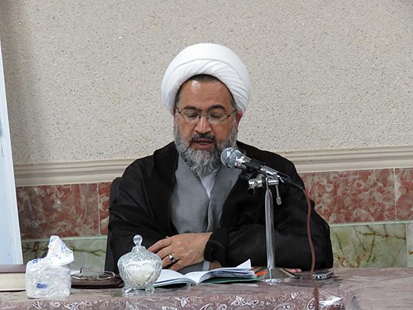 صحبت های آیت الله علیدوست در بین مدیران، اساتید و کادر مدارس علمیه یزد+تصاویر