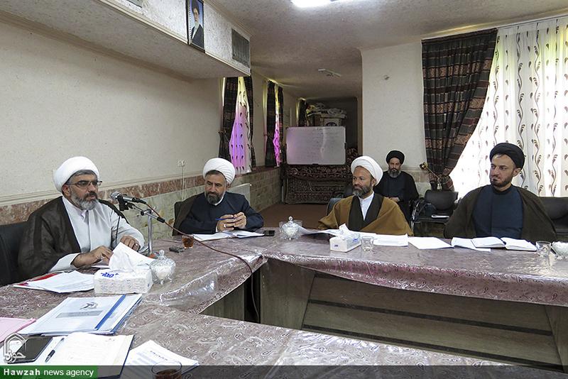 تصاویر/ دوره آشنایی با مهارت های کاربردی حوزه های علمیه در یزد