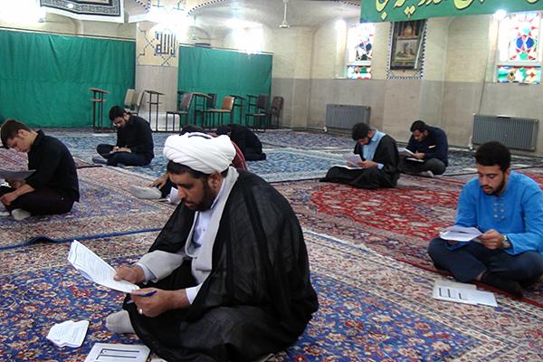 آزمون سالانه حفظ قرآن و نهج البلاغه در یزد برگزار شد+تصاویر