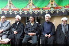 تصاویر/ مراسم عزاداری شهادت حضرت فاطمه زهرا(س) در حوزه علمیه یزد
