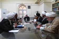 تصاویر کمیته مساجد در حوزه علمیه یزد
