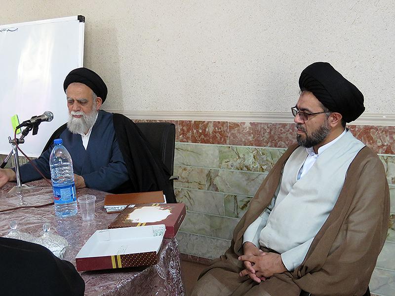 دانش افزایی مبلغان خواهر مدارس امین استان یزد+تصاویر