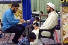 رقابت ۲۱۶ داوطلب ورود به حوزه علمیه یزد+تصاویر
