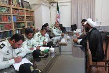 برگزاري جلسه تعاملي اجراي طرح فرهنگي جهادي طوبي