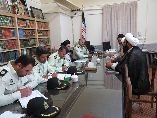 برگزاری جلسه تعاملی اجرای طرح فرهنگی جهادی طوبی
