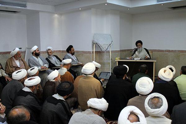 تصاویر/ رونمایی از کتاب خاطرات مرحوم آیتالله سیدجواد مدرسی یزدی