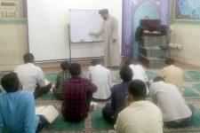 برگزاری اردوی زیارتی آموزشی طلاب استان در جوار حرم مطهر رضوی