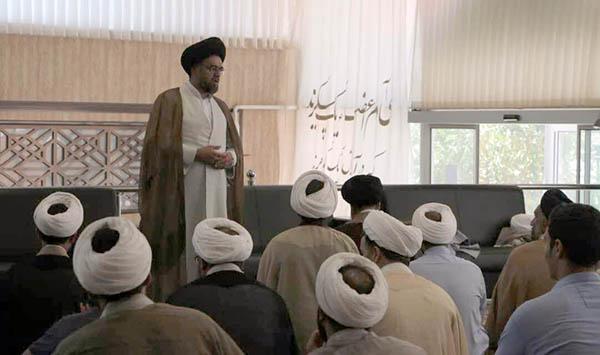 تصاویر/ همایش مبلغان هجرت بلندمدت حوزه علمیه استان یزد