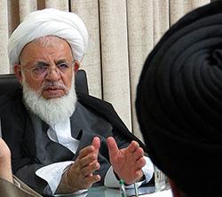 برگزاری جلسه شورای حوزه علمیه استان یزد