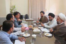 برگزاري جلسه همكاري حوزه علميه و آموزش و پرورش