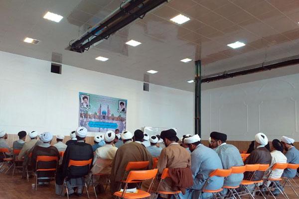 برگزاری همایش مبلغان هجرت بلندمدت در اردوگاه فرهنگی تفریحی شهر نیر