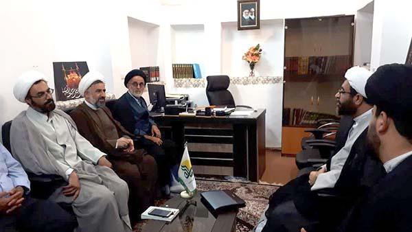 گزارش تصویری از بازدید و جلسات مسئول مرکز امور صیانتی حوزههای علمیه در یزد