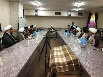 نشست اساتید حوزه علمیه یزد برگزار شد