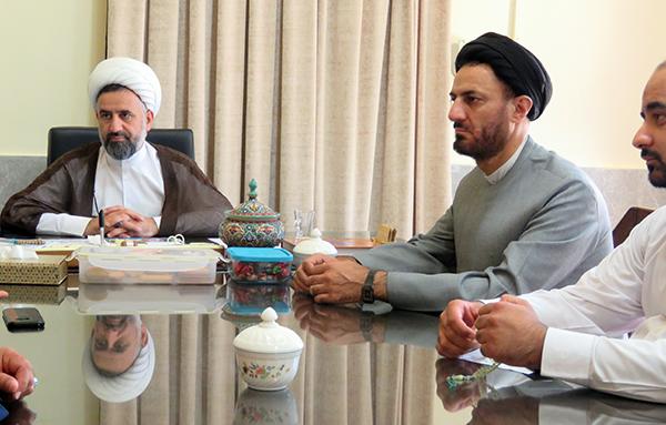آمادگی حوزه علمیه استان یزد جهت اعزام طلاب و روحانیون یزد به پیادهروی باشکوه اربعین