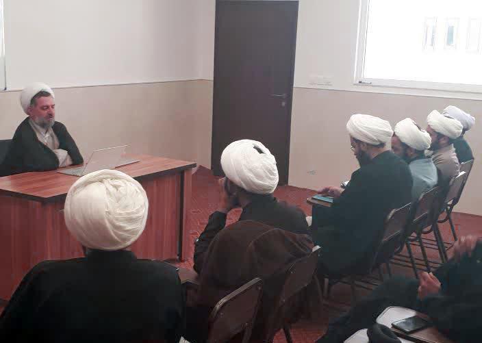 افتتاح اولين دوره تخصصي سطح سه مشاوره اسلامي حوزه علميه استان يزد