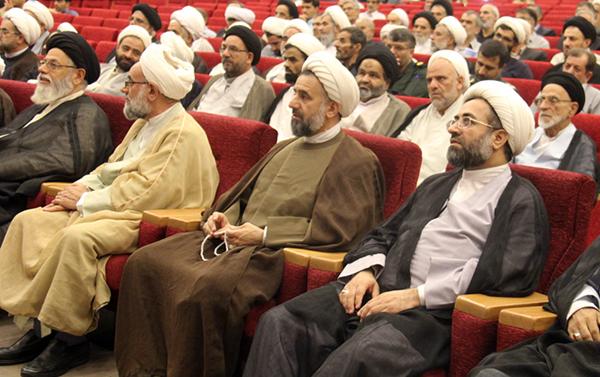 همایش تجلیل از ایثارگران روحانی استان یزد در هشت سال دفاع مقدس