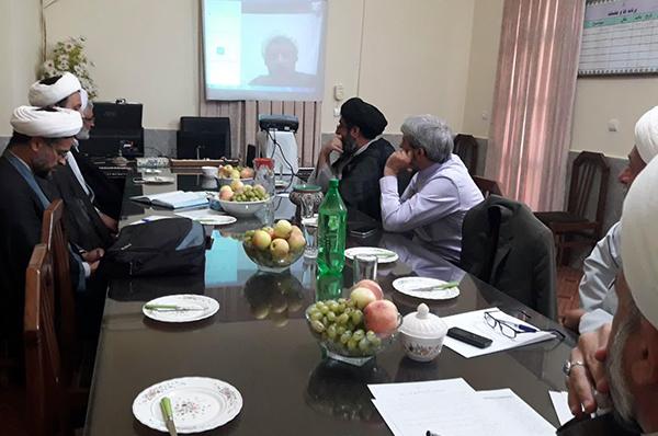 برگزاری اولین جلسه شورای تخصصی دبیرخانه انجمنهای علمی حوزه در استان یزد