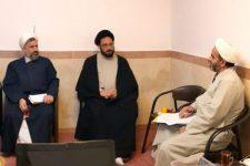 بررسي مسائل مربوط به اساتيد حوزه علميه استان يزد