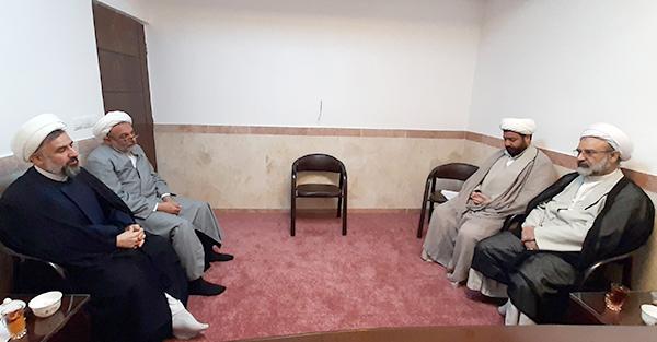 برگزاري شوراي هماهنگی نهادهاي حوزوی استان یزد + تصاوير
