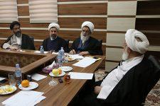 گزارش تصويري از دومين جلسه شورای تخصصی دبیرخانه انجمنهای علمی حوزه در استان یزد