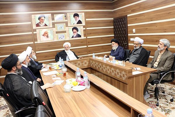 تشكيل دومين جلسه شورای تخصصی دبيرخانه تخصصي انجمن علمي استان یزد