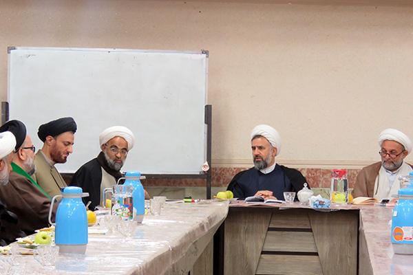شیوههای اجرایی کردن پژوهش در مدارس علمیه استان یزد بررسی شد.