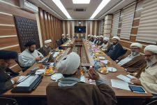 گزارش تصويري از اجلاسیه مدیران و معاونین آموزش حوزههای علمیه منطقه ۶ کشوری در يزد