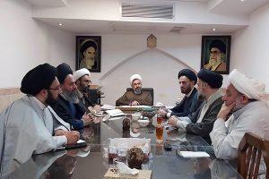جلسه کارگروه پذیرش استان با حضور قائم مقام صدا و سیمای مرکز یزد