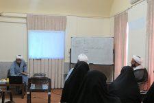 برگزاري دوره آموزش بدو تبلیغ حوزه علمیه استان یزد