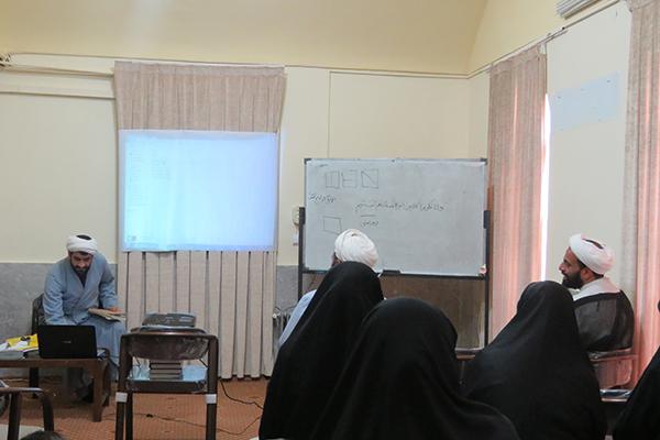 برگزاری دوره آموزش بدو تبلیغ حوزه علمیه استان یزد
