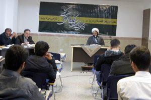 برگزاري مسابقات سراسري قرآن كريم در حوزه علميه يزد + تصاوير