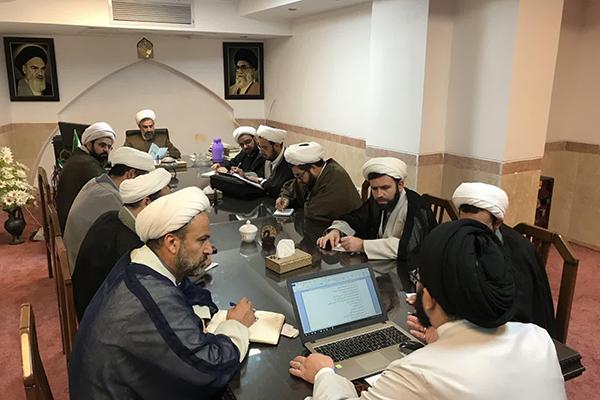 چهارمین جلسه معاونین آموزش مدارس علمیه استان یزد برگزار شد