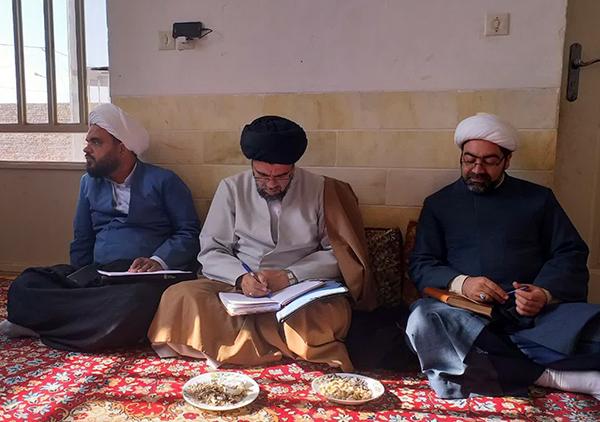 گردهمایی و هماندیشی معاونان تبلیغ و امور فرهنگی یزد