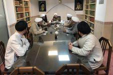 تشكيل ستاد مبارزه با کرونا در حوزه علمیه یزد