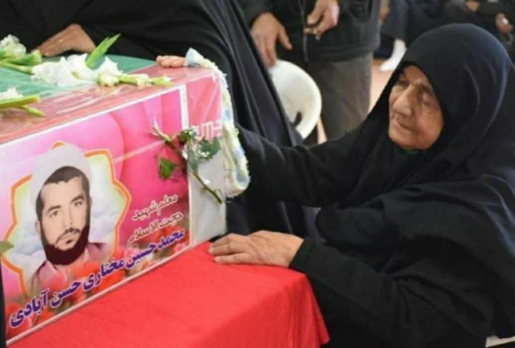 پیام تسلیت مدیر حوزه علمیه استان یزد در پی درگذشت مادر شهید مختاری