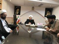 در مراسمی، حجت الاسلام فلاح مبارکه به عنوان «مدیر مدرسه علمیه خان یزد» معرفی شد.