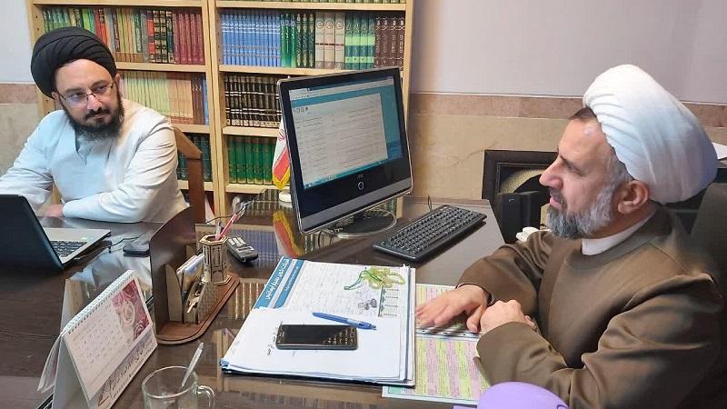 حجت الاسلام حسینی پور، از برگزاری دوره مجازی تابستانی تکمیل نواقص و ارتقایی به صورت آموزشی پژوهشی، در حوزه علمیه استان یزد خبر داد.