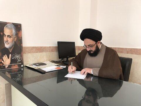 در جلسه معاونان آموزش مدارس علمیه استان یزد، مسائل آموزشی سال تحصیلی آینده بررسی شد.