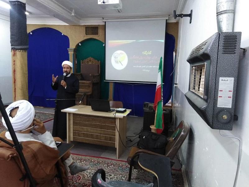 دوره دانش افزایی مهارتهای پژوهشی ویژه اساتید حوزه علمیه استان یزد، در شهرستان میبد برگزار شد.