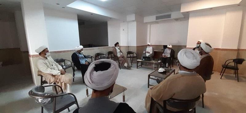 مدیر دفتر هجرت و پشتیبانی و مسئول امور استان های معاونت تبلیغ و امور فرهنگی حوزه های علمیه کشور به یزد سفر کردند.