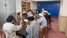 دوره تابستانی حوزه علمیه یزد به صورت مجازی در حال برگزاری است، که ۱۳۳ نفر از طلاب استان در این دوره شرکت کرده اند.