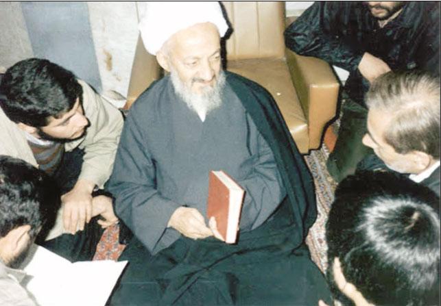 ویژه نامه آثار علمی آیت الله احمدی میانجی