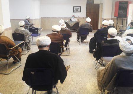 اولین جلسه درس خارج فقه آیت الله ناصری برگزار شد