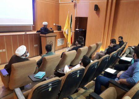 کارگاه پژوهش و مقاله نویسی طلاب مدرسه سفیران هدایت برگزار شد