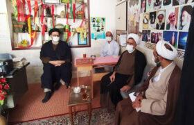 بازدید مدیر حوزه علمیه استان از مدرسه علمیه امام صادق (ع) اردکان