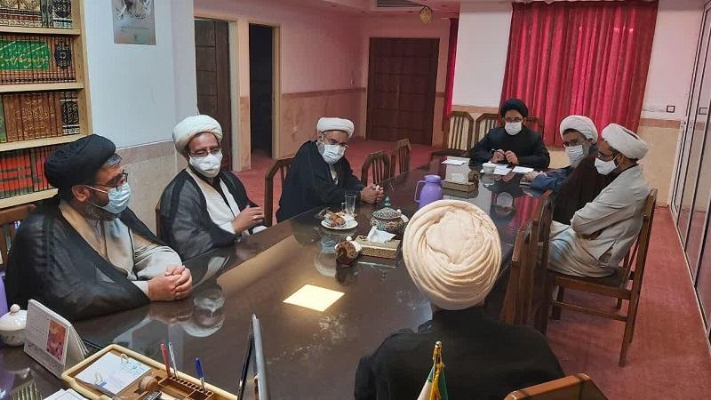 آخرین جلسه شورای آموزش حوزه علمیه استان یزد در سال تحصیلی ۹۹ـ۹۸ برگزار شد.