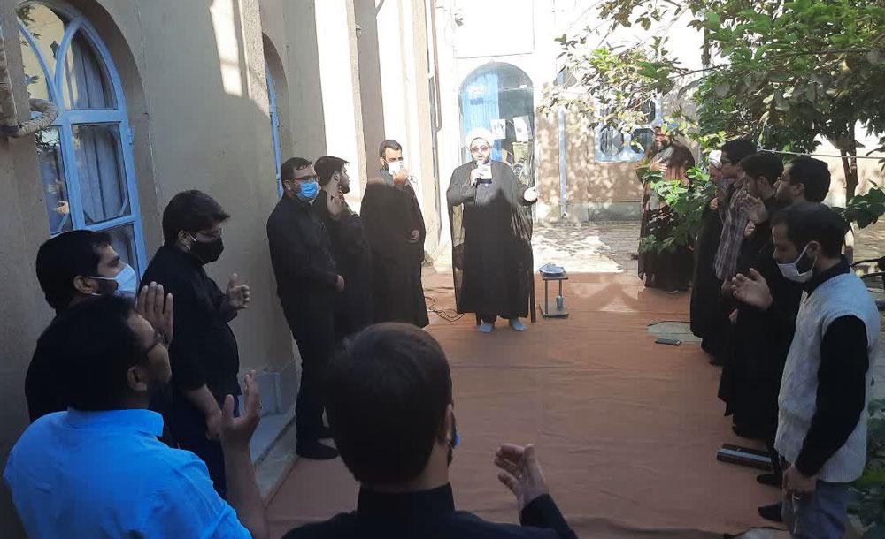 مدرسه علمیه سفیران یزد