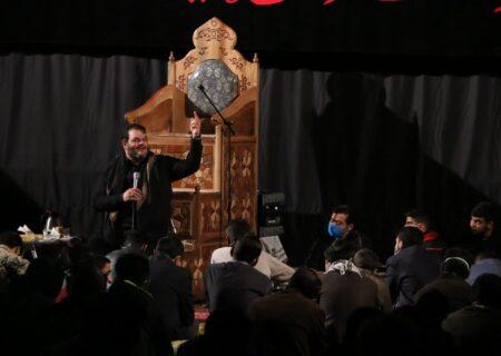 گزارش تصویری از مراسم عزاداری دهه آخر صفر در مدینه العلم کاظمیه